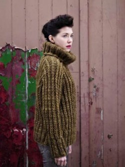 Easy Winter Knits hos Muchis.se