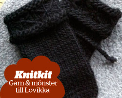 Annons: Lovikka knitkit frn muchis.se